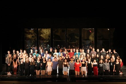 Upper School Musical - A Chorus Line