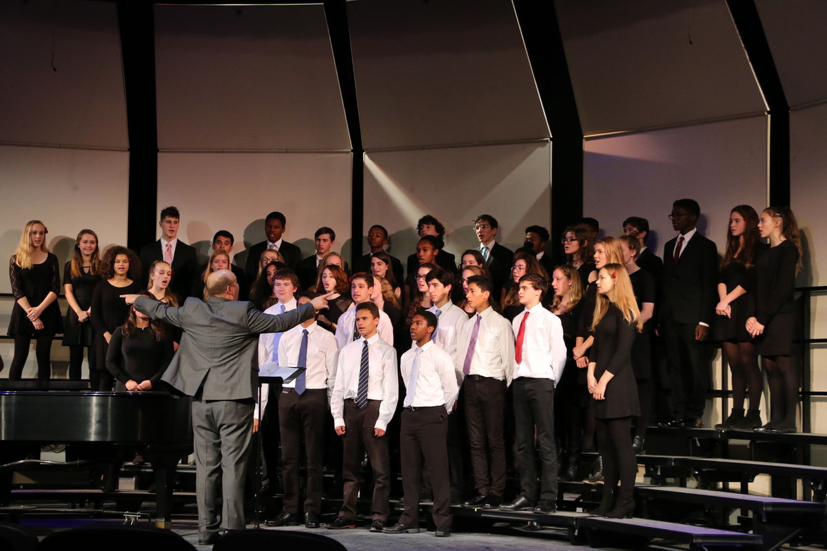 Upper School Winter Choral Concert