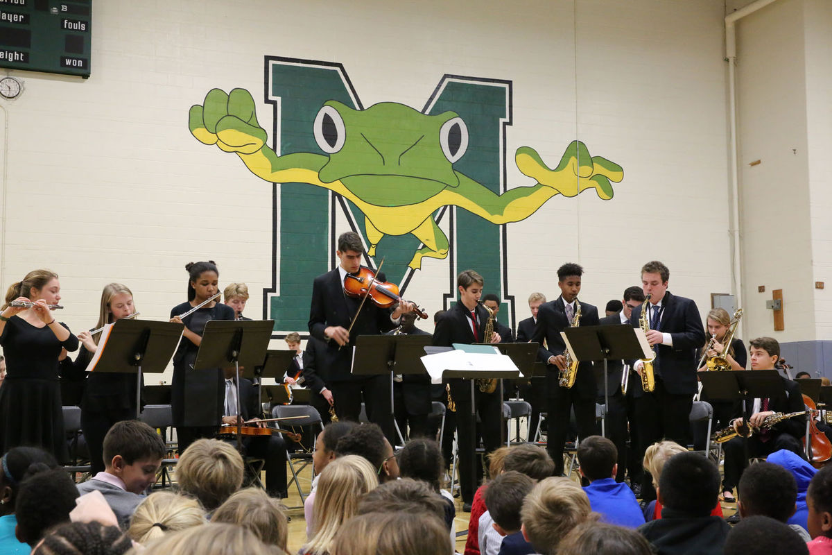 All-School Music Assembly