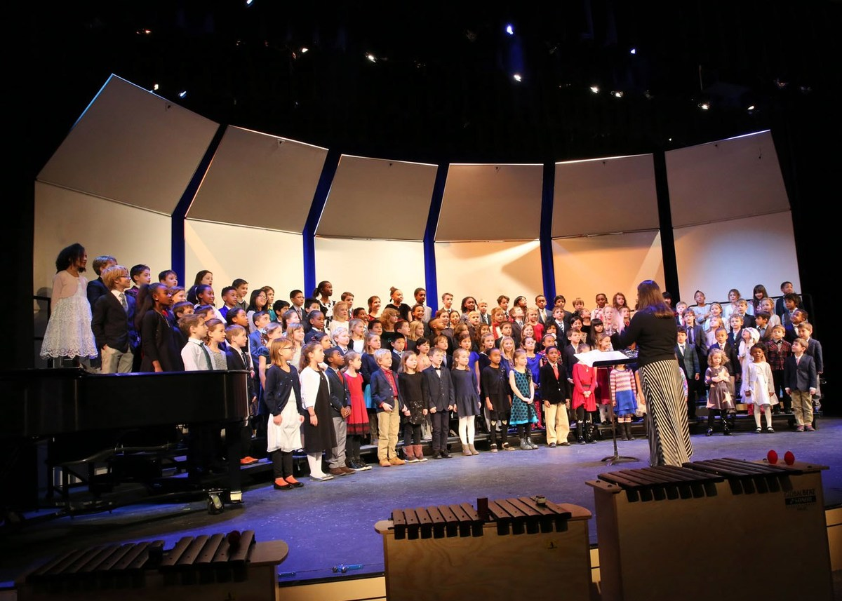 Lower School Winter Performance