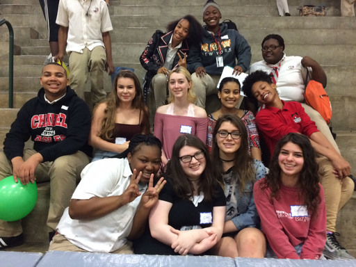 Maret-Chavez Students Hold Discussion About Race