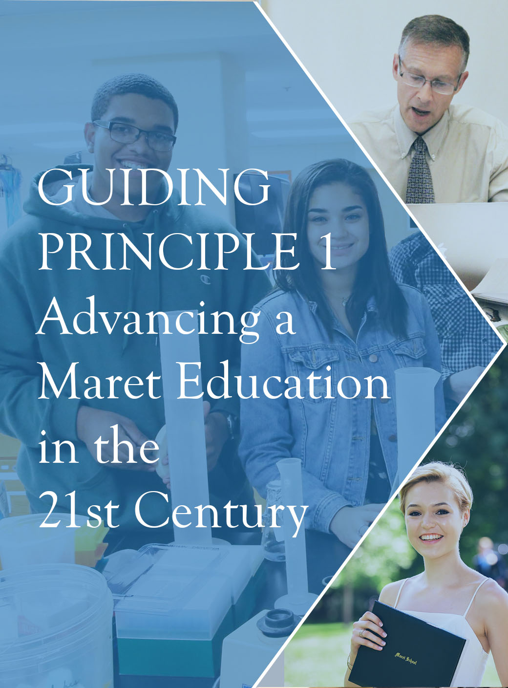 advancing education principle 1