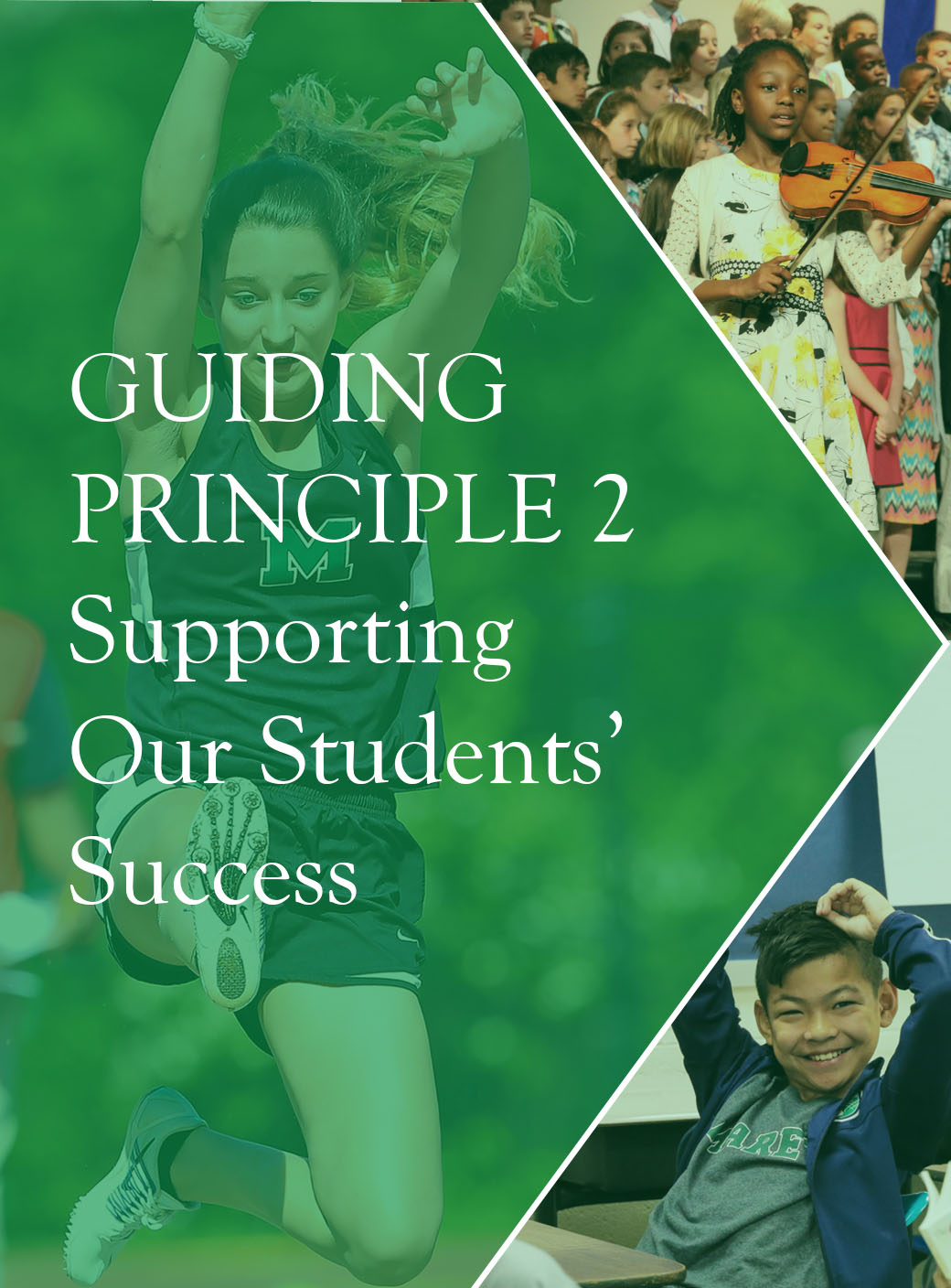 supporting student success principle 2