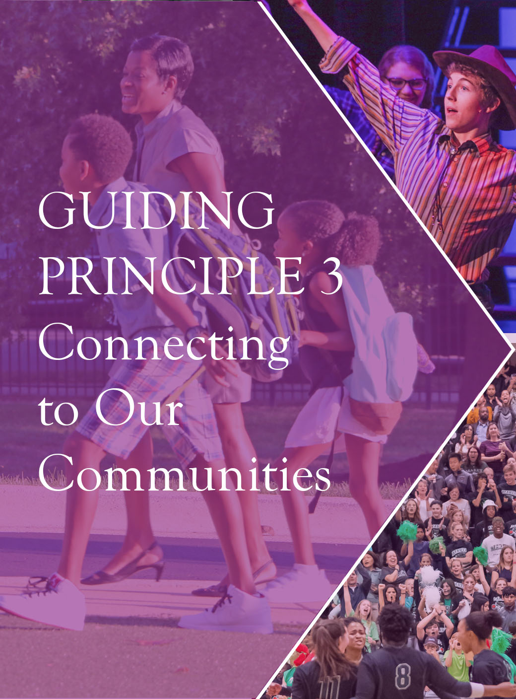 connecting to communities principle 3