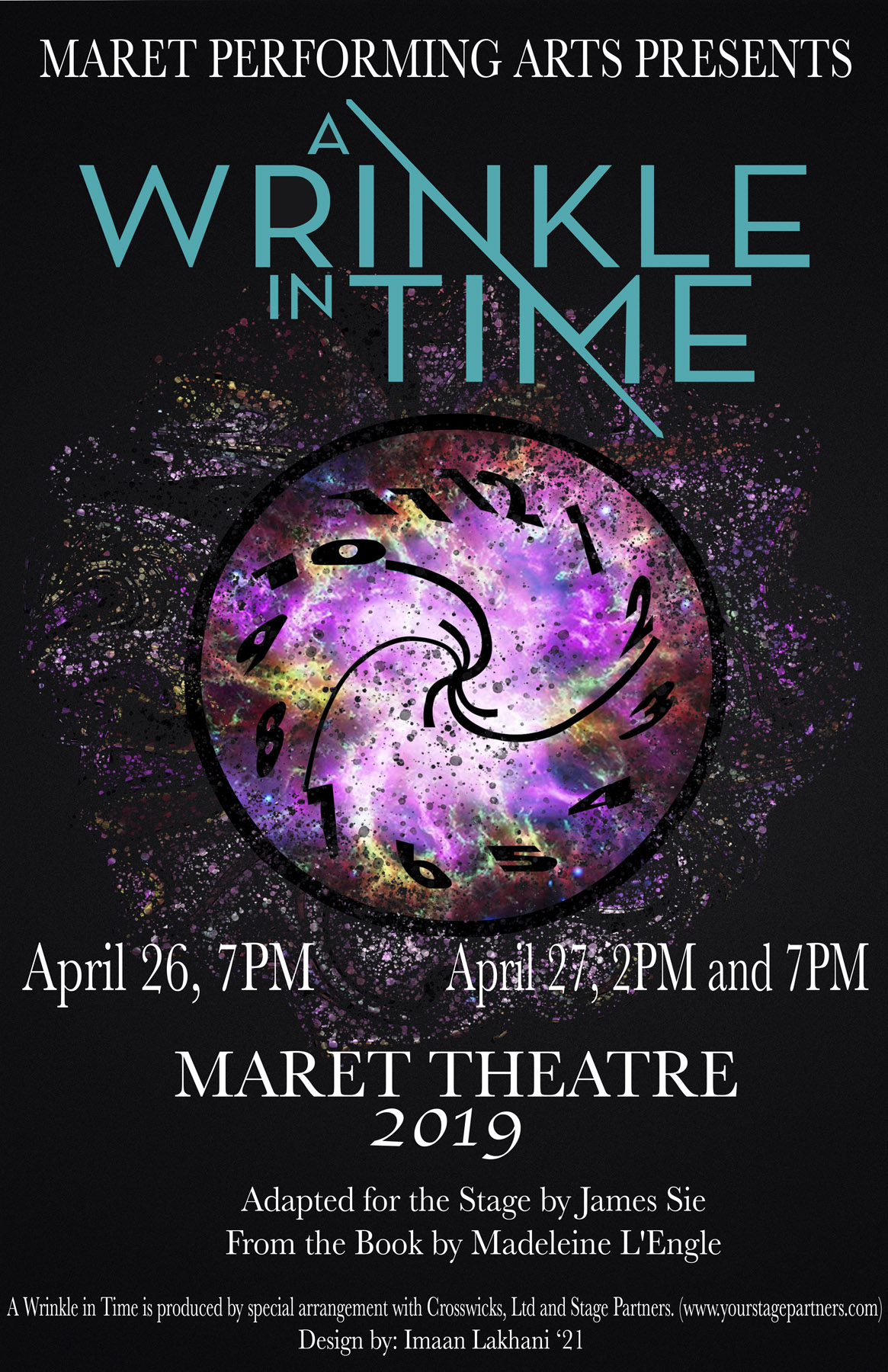 a wrinkle in time play