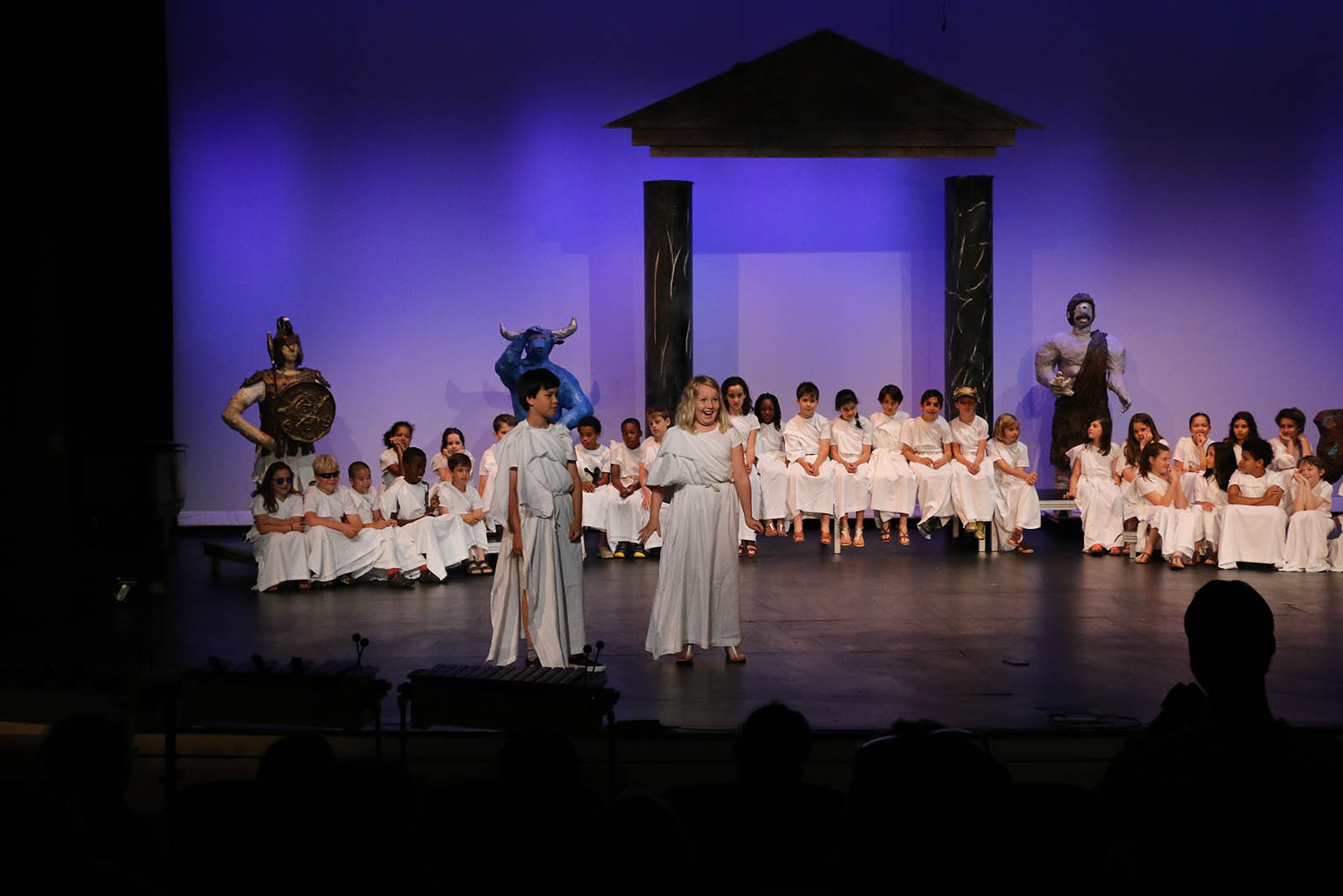 lower school theatre