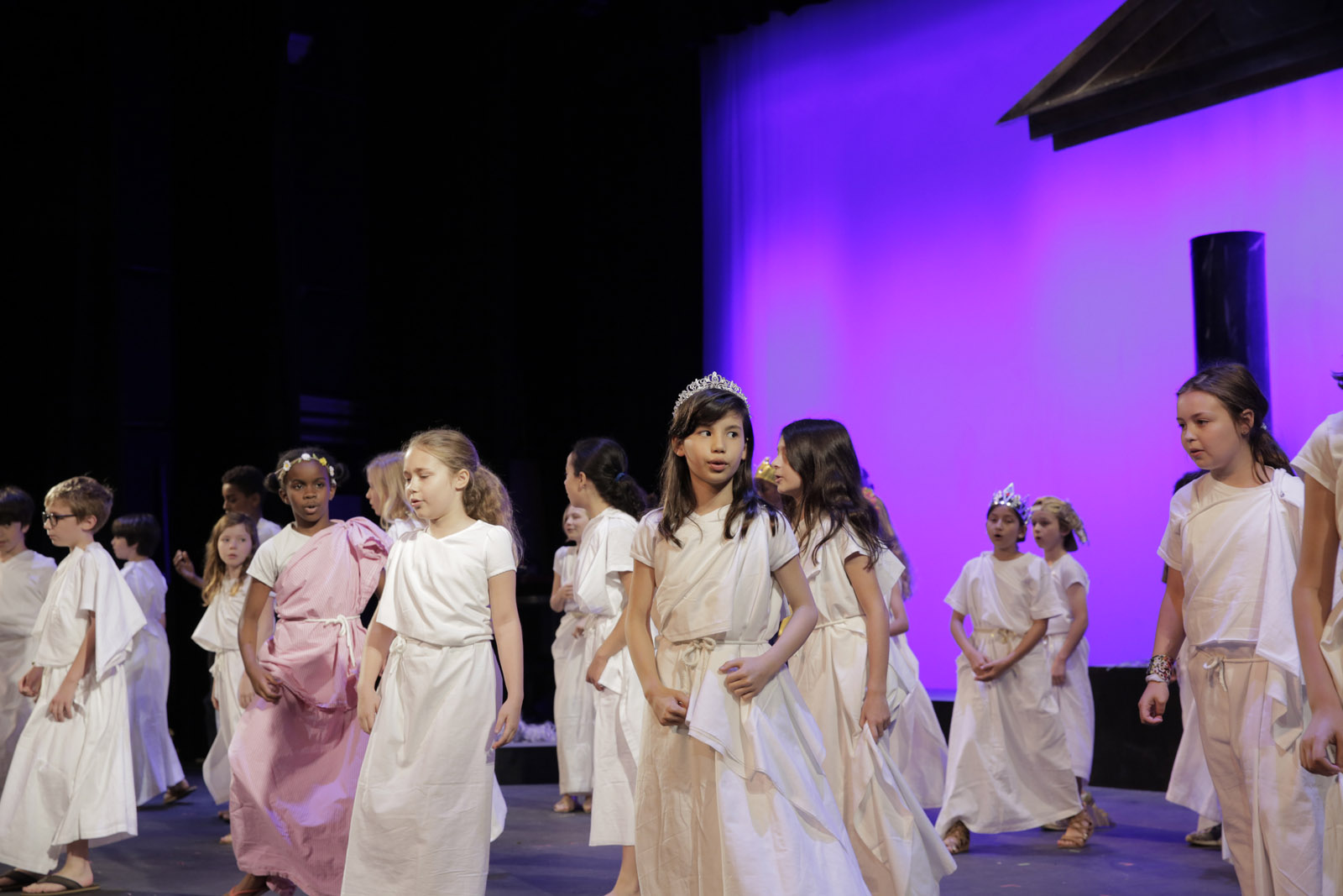 4th Grade Greek Musical