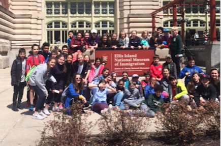 Sixth Grade NYC Overnight Trip